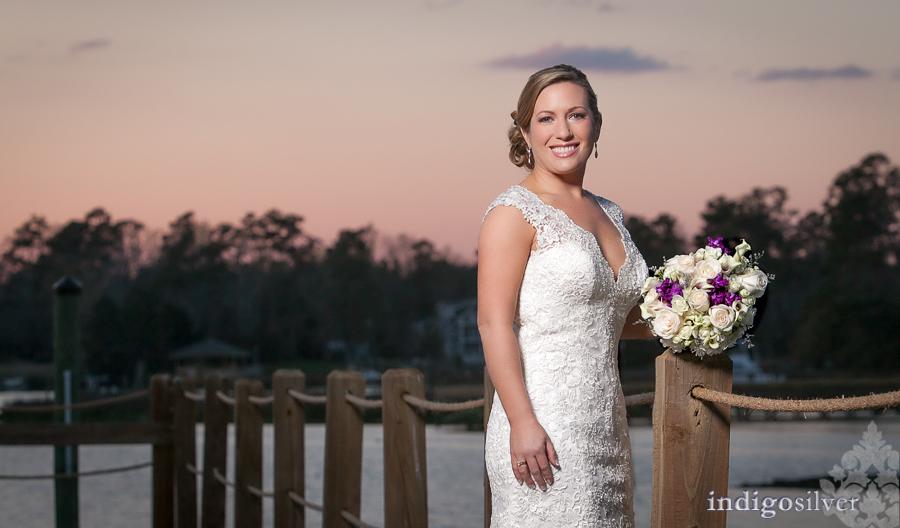 Lacy | Bridal Portrait Sneak Peek | Wilmington NC Wedding Photographers