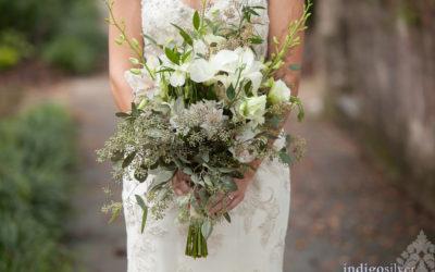 Wilmington NC Bridal Portraits | indigosilver studio