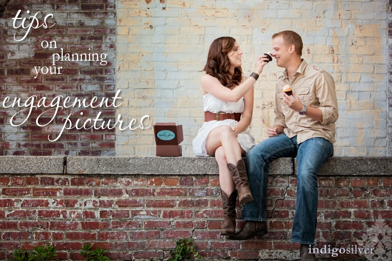 How to plan your Engagement Pictures | Engagement Picture Ideas and Tips in Wilmington NC
