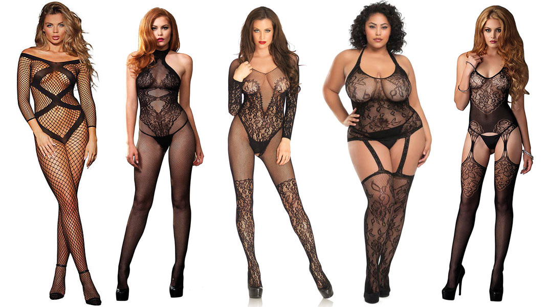 Boudoir Outfit Inspiration: Bodystockings