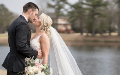 Jena and Jon's Gorgeous Wedding | River Landing | Wallace, NC