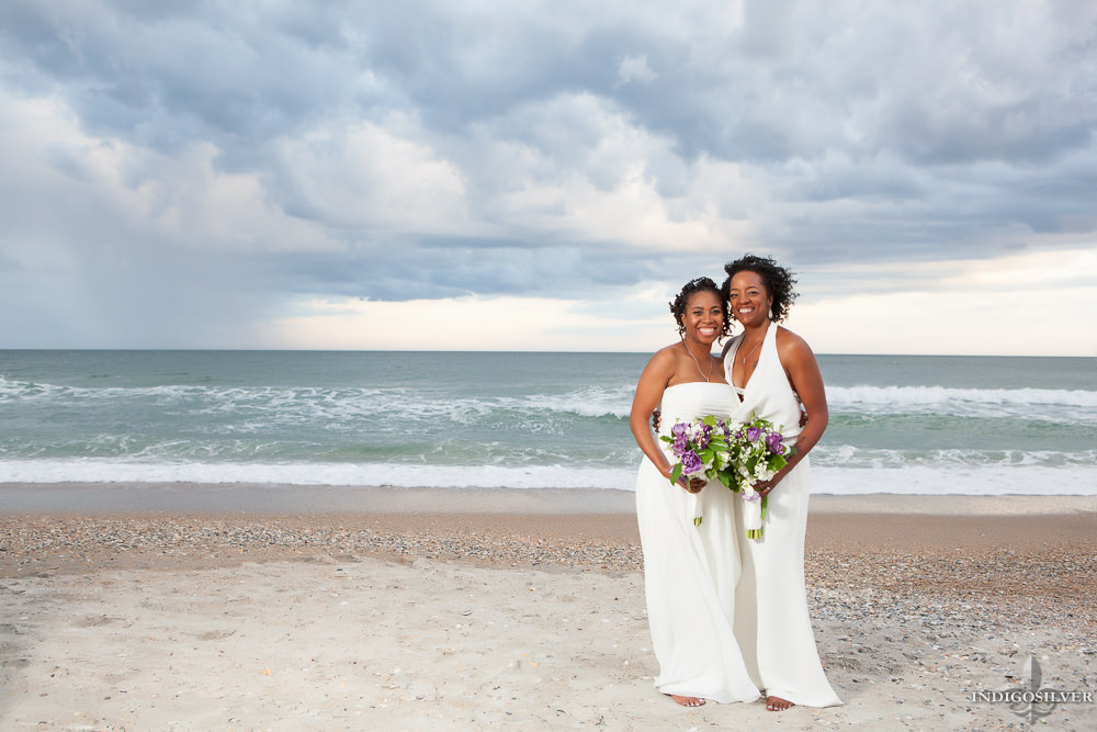 Sharon and Michelle's Wedding | Shell Island | Pride Month
