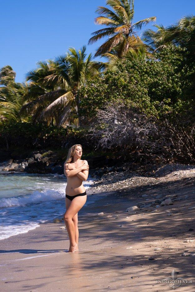 beach boudoir