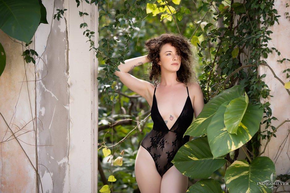 rainforest boudoir